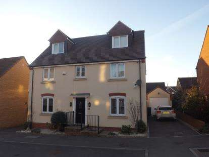 5 Bedrooms Detached House for sale in Yeovil, Somerset, United Kingdom