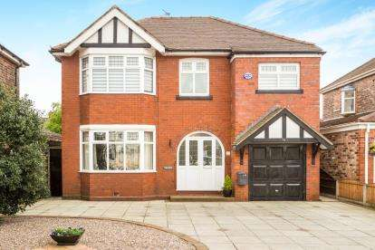 4 Bedrooms Detached House for sale in Cronton Lane, Widnes, Cheshire, Tbc, WA8