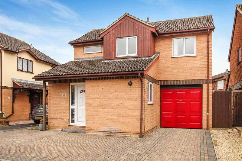 3 Bedrooms Detached House for sale in Langdale Road, Thame