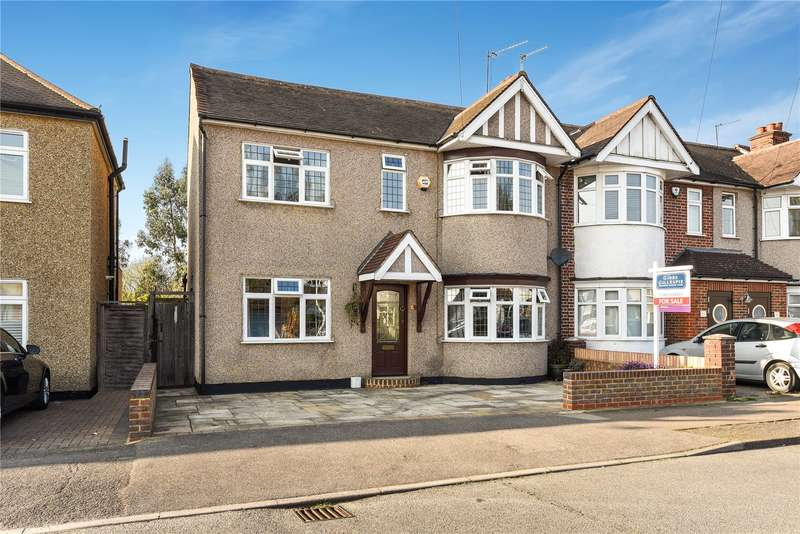3 Bedrooms End Of Terrace House for sale in Whitby Road, Ruislip, Middlesex, HA4