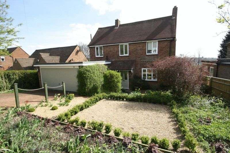 4 Bedrooms Detached House for sale in No Upper Chain - Amersham Hill Drive, High Wycombe