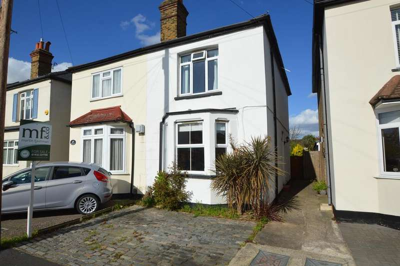 3 Bedrooms Cottage House for sale in Russell Road, WALTON ON THAMES KT12