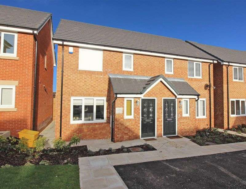 3 Bedrooms Semi Detached House for sale in Manse Gardens, Goose Green, Wigan