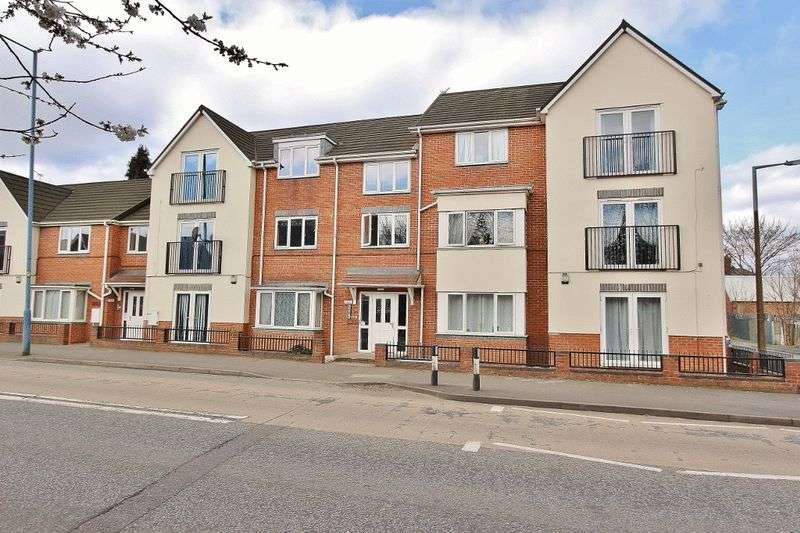 2 Bedrooms Flat for sale in Toll End Road, Tipton