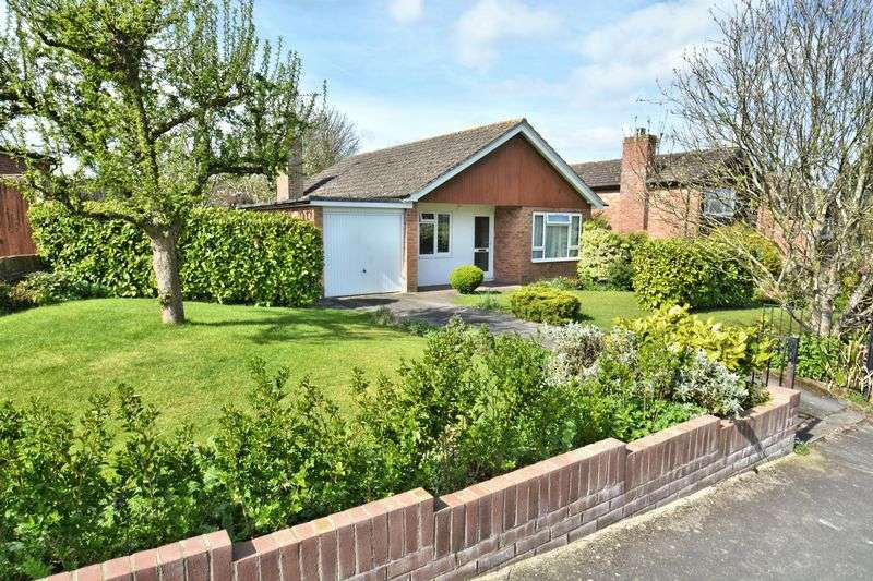 2 Bedrooms Detached Bungalow for sale in Crafts End, Chilton