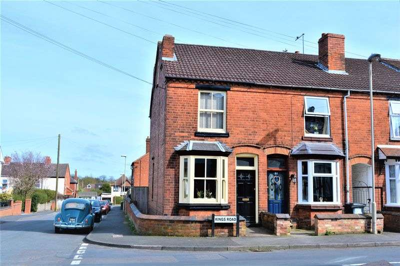3 Bedrooms Terraced House for sale in Kings Road, Dudley