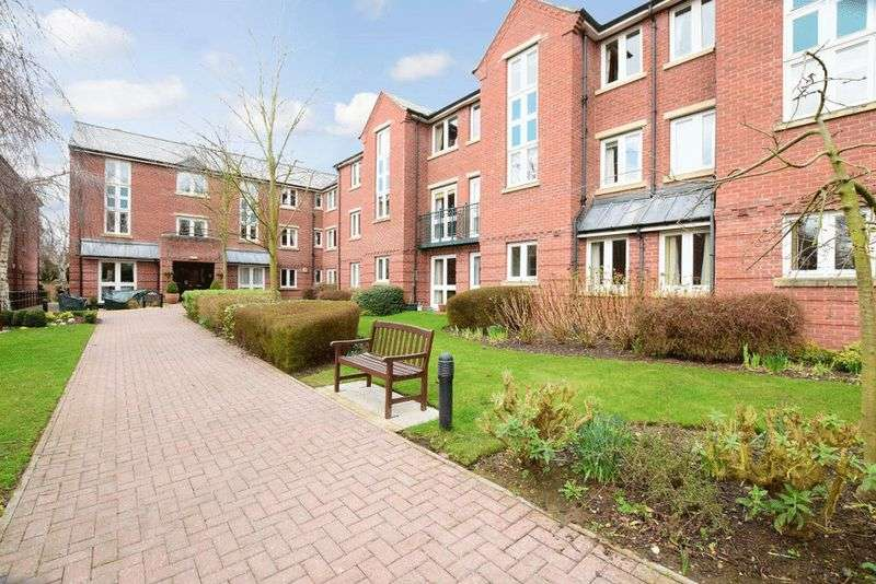 1 Bedroom Retirement Property for sale in Georgian Court Ph I, Spalding, PE11 2QT