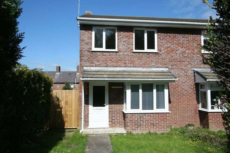 3 Bedrooms Semi Detached House for sale in Walnut Grove, St Athan