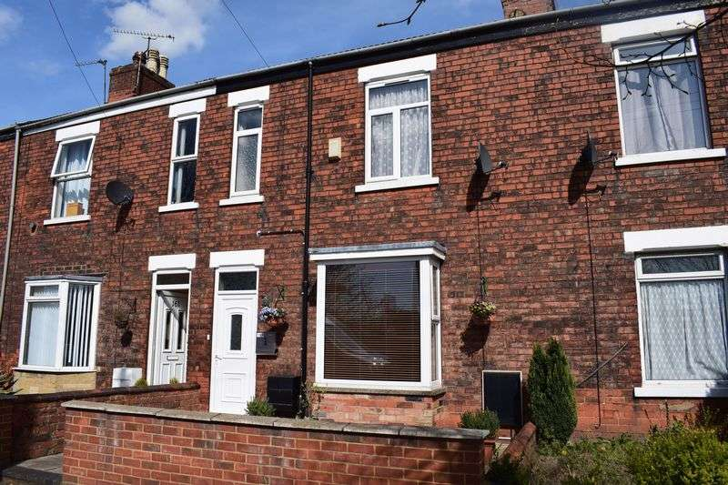 3 Bedrooms Terraced House for sale in Lea Road, Gainsborough