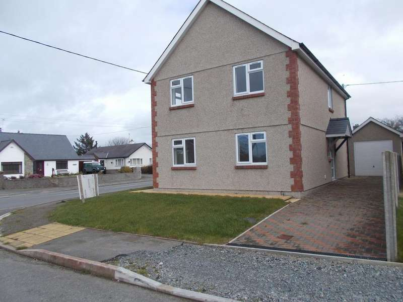 3 Bedrooms Detached House for sale in 1 MAES TWNTNI, MORFA NEFYN LL53 6EU
