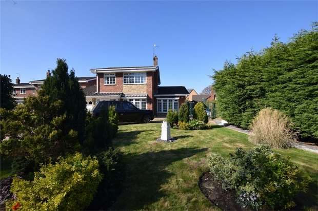 3 Bedrooms Detached House for sale in Dibbins Hey, Spital, Merseyside