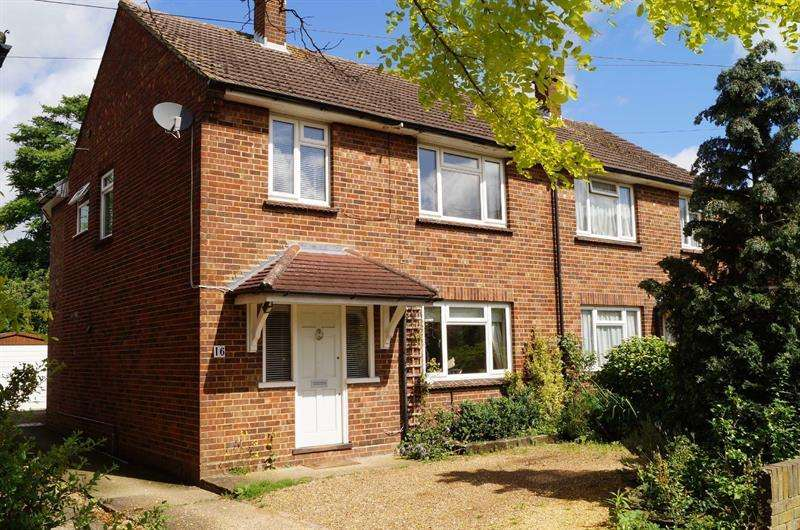 4 Bedrooms Semi Detached House for sale in STOKE D'ABERNON, COBHAM