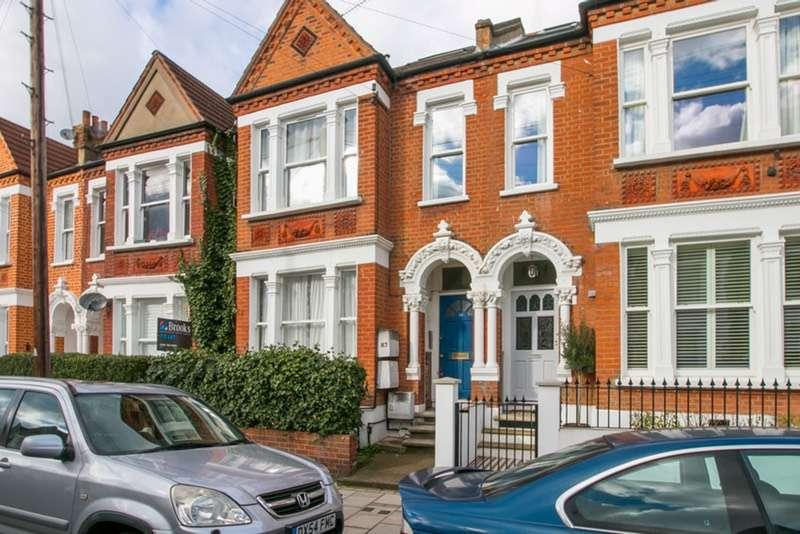 2 Bedrooms Flat for sale in Kingscourt Road, London, London, SW16