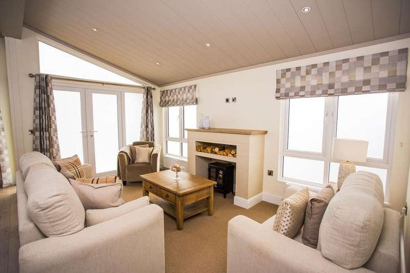 2 Bedrooms Park Home Mobile Home for sale in Nodes Road, St. Helens