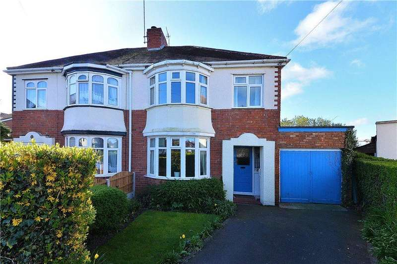 3 Bedrooms Semi Detached House for sale in Dorsett Road, Stourport-on-Severn, DY13