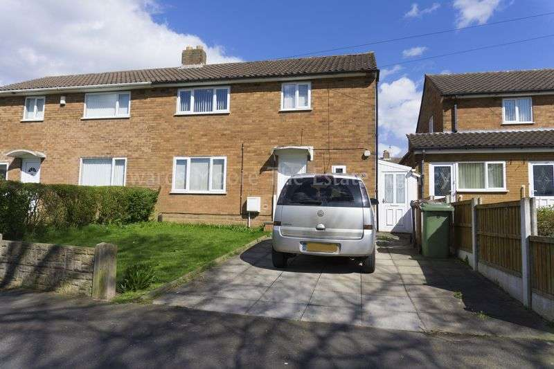 3 Bedrooms Semi Detached House for sale in Maple Drive, Shelfield, Walsall.