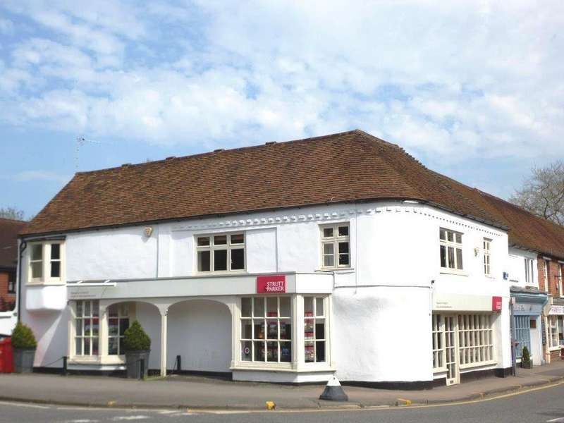 2 Bedrooms Apartment Flat for rent in Station Road, Pangbourne, Reading