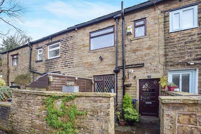 2 Bedrooms Cottage House for sale in Crown Point, Edgworth, Bolton