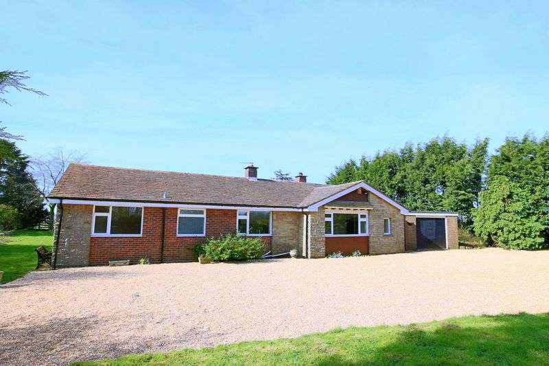 3 Bedrooms Detached Bungalow for sale in Walford, Standon, Stafford