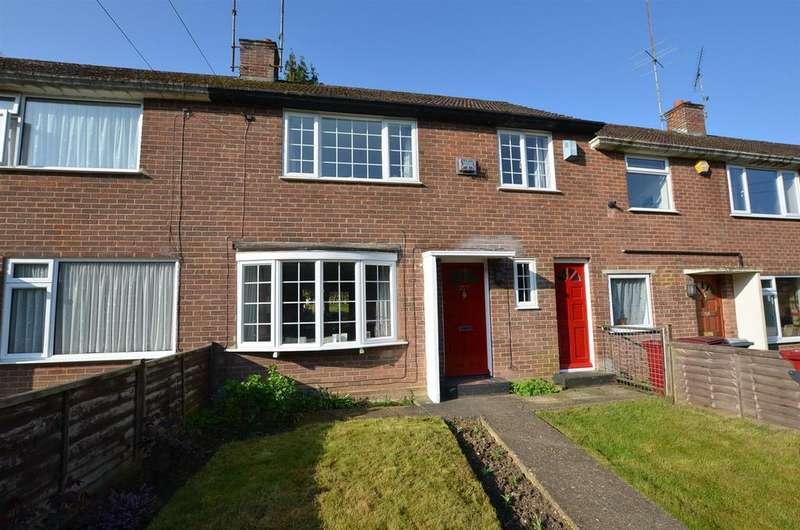 3 Bedrooms Terraced House for sale in Rodway Road, Tilehurst, Reading