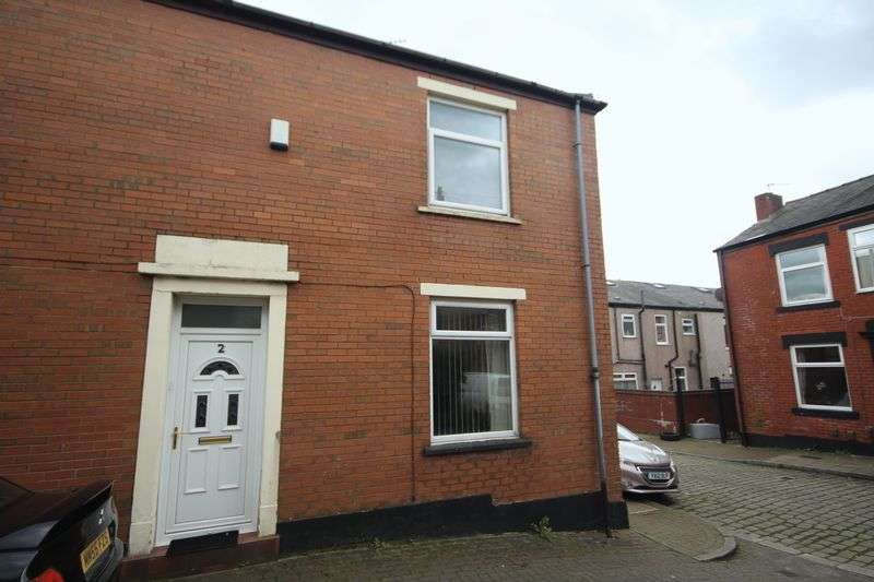 3 Bedrooms Terraced House for sale in HENDRIFF PLACE, Cronkeyshaw, Rochdale OL12 0QJ