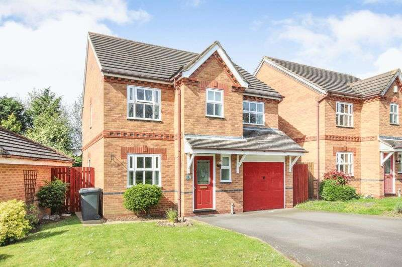 4 Bedrooms Detached House for sale in Roberts Drive, Marston Moretaine
