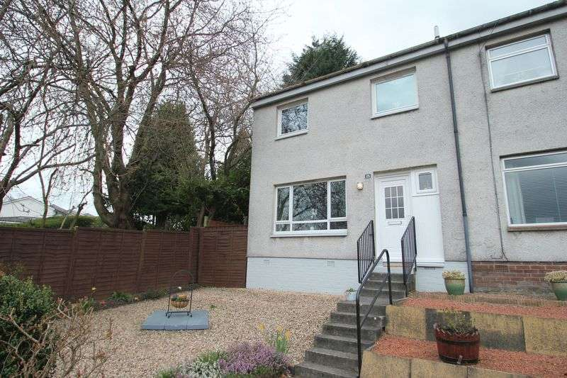 3 Bedrooms Terraced House for sale in Branshill Park, Alloa