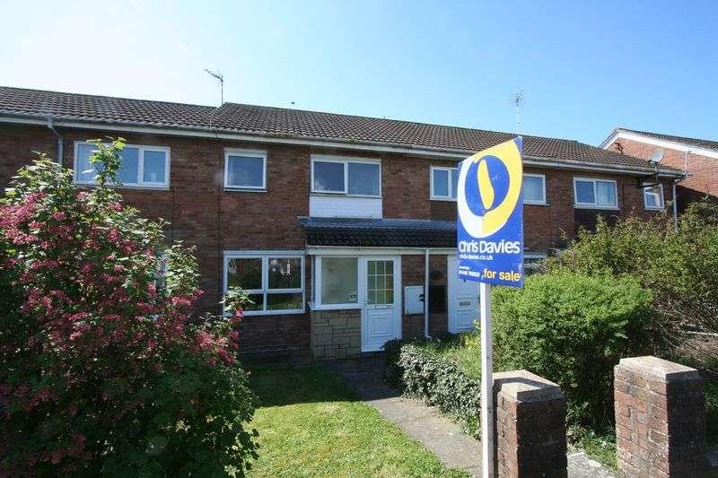 3 Bedrooms Terraced House for sale in Carmarthen Close, Llantwit Major