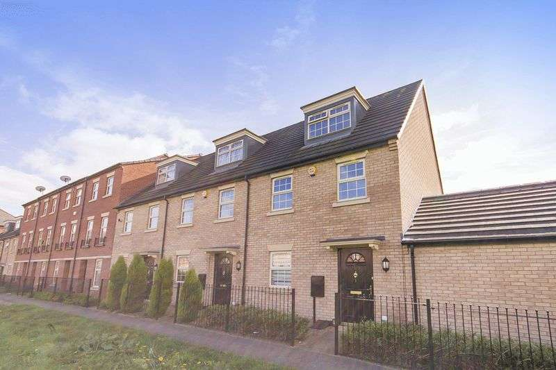 3 Bedrooms Terraced House for sale in KEEPERS GREEN, DERBY