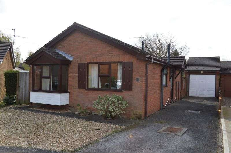 2 Bedrooms Detached Bungalow for sale in Witchford Close, Lincoln, Lincolnshire