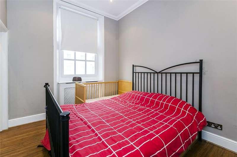 2 Bedrooms Flat for sale in Belgrave Road, Pimlico, London