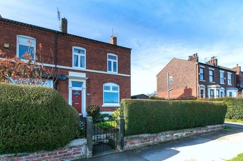 4 Bedrooms Terraced House for sale in Blackburn Road, Wheelton, PR6 8EJ