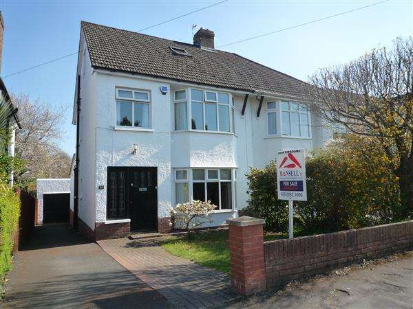 4 Bedrooms House for sale in Heol y Coed, Rhiwbina, Cardiff