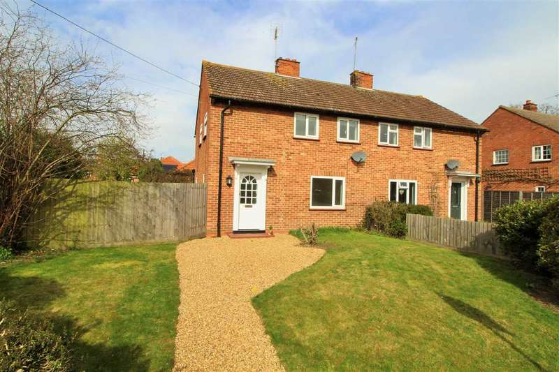 3 Bedrooms Semi Detached House for sale in Coach Road, Great Horkesley, Colchester