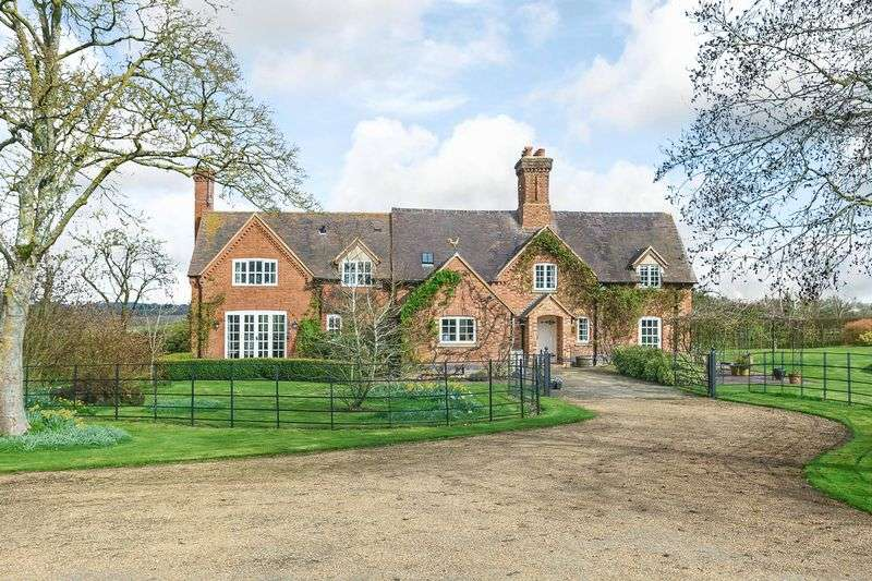 4 Bedrooms Detached House for sale in Wotton Underwood, Buckinghamshire
