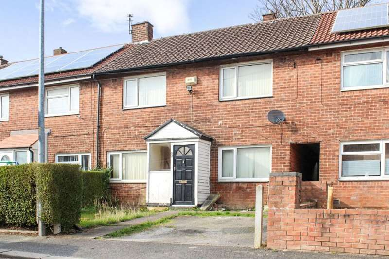 3 Bedrooms Terraced House for sale in Owlwood drive, Manchester, M38 0ER