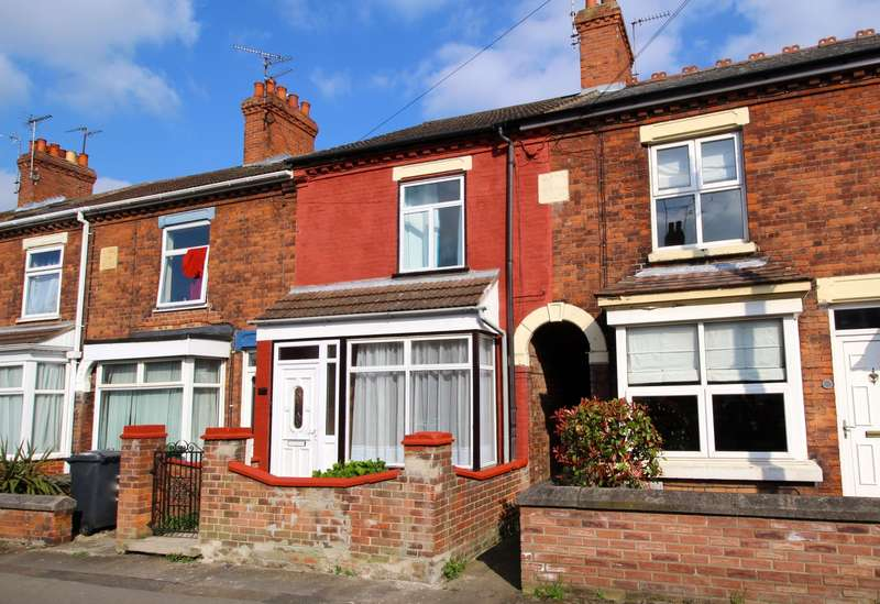 3 Bedrooms Terraced House for sale in Milton Road, Peterborough, PE2