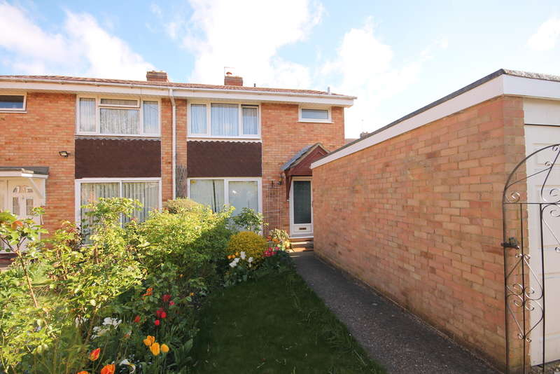 3 Bedrooms Semi Detached House for sale in Wheathouse Close, Putnoe, Bedford, MK41