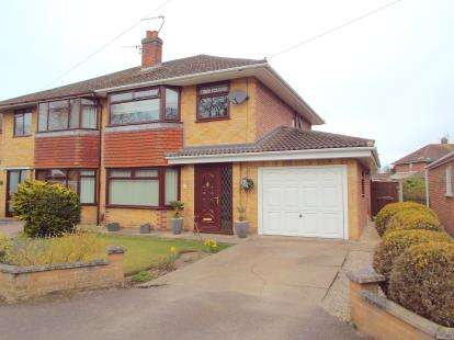 3 Bedrooms Semi Detached House for sale in Thorpe St. Andrew, Norwich, Norfolk