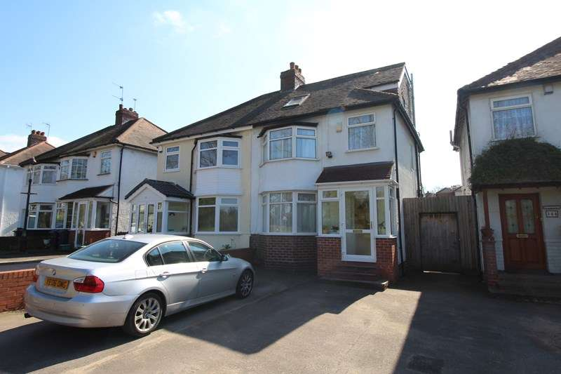 4 Bedrooms Semi Detached House for sale in Robin Hood Lane, Hall Green, Birmingham