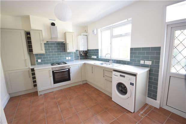 2 Bedrooms Terraced House for rent in South Street, BRISTOL, BS3