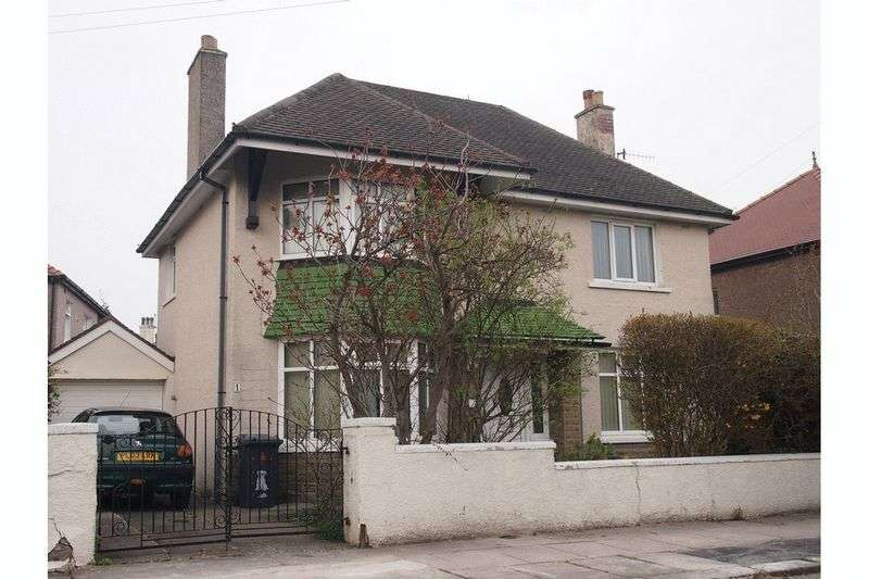 3 Bedrooms Detached House for sale in Queens Drive, Bare, Morecambe