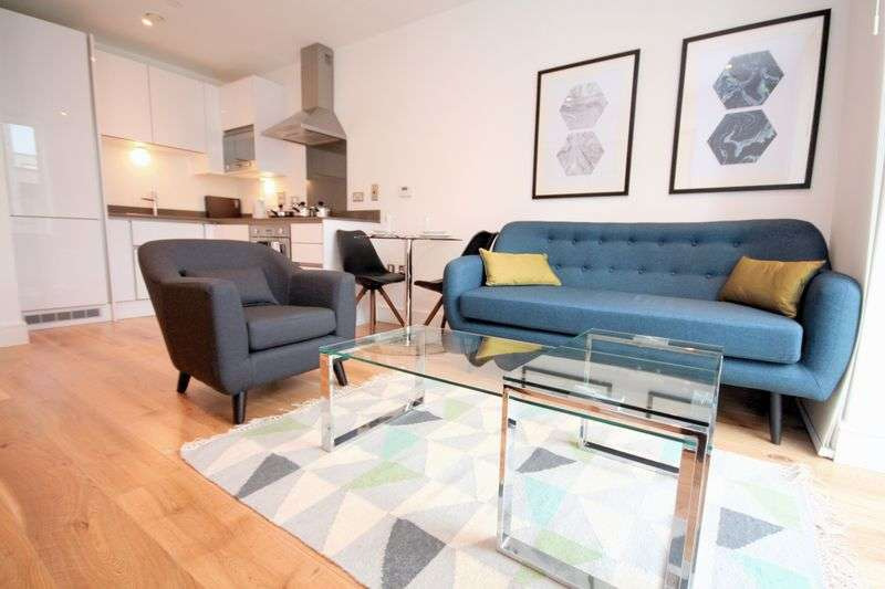 Flat for sale in Fabulous one bedroom suite apartment for sale in brand new development, Royal Gateway