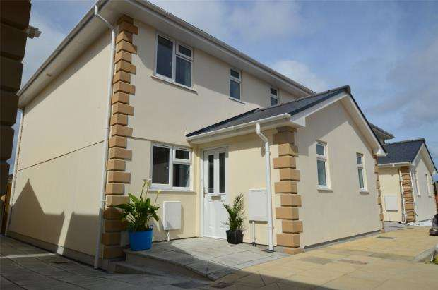 3 Bedrooms End Of Terrace House for sale in Green Parc Road, Hayle, Cornwall