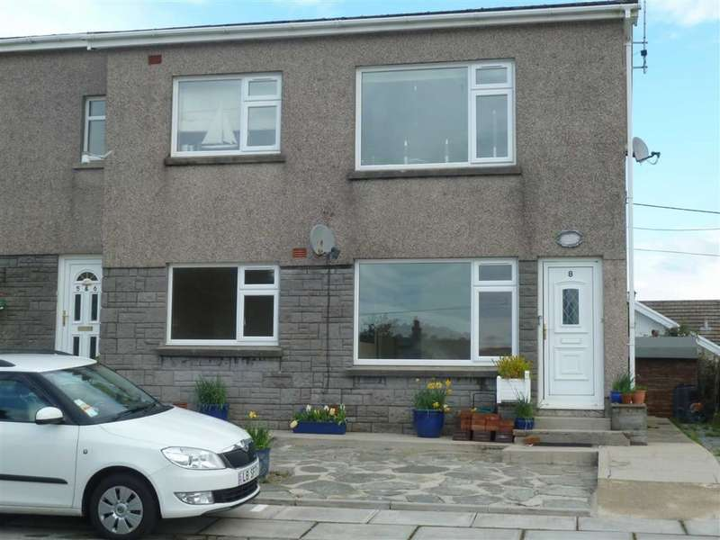 2 Bedrooms Flat for sale in Guys Maisonettes, Saundersfoot