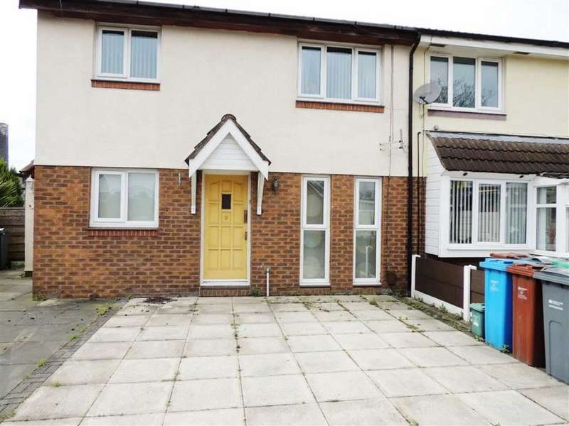 2 Bedrooms Flat for sale in Kelmarsh Close, Openshaw, Manchester