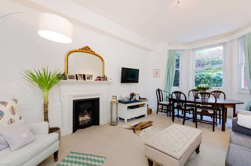 2 Bedrooms Flat for sale in Trebovir Road, Earls Court, SW5