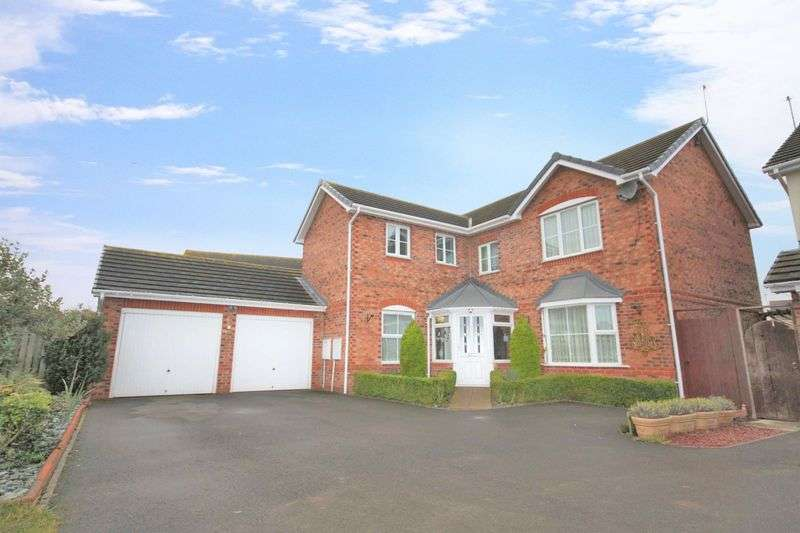 4 Bedrooms Detached House for sale in Longthwaite Close, Skelton