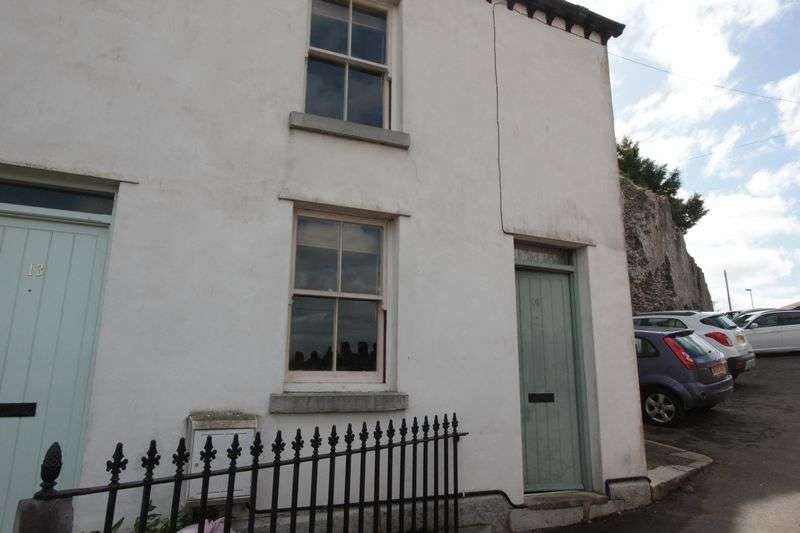 2 Bedrooms Terraced House for sale in Denbigh