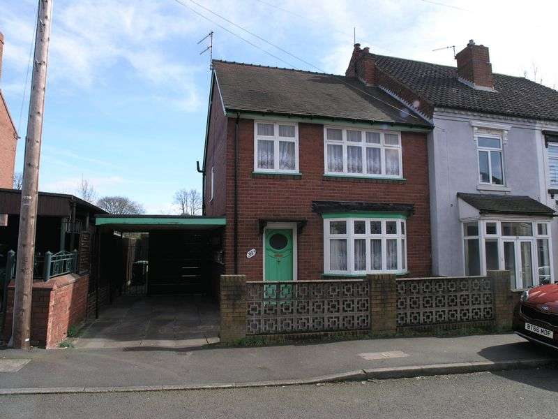 3 Bedrooms Semi Detached House for sale in WORDSLEY, Alwen Street